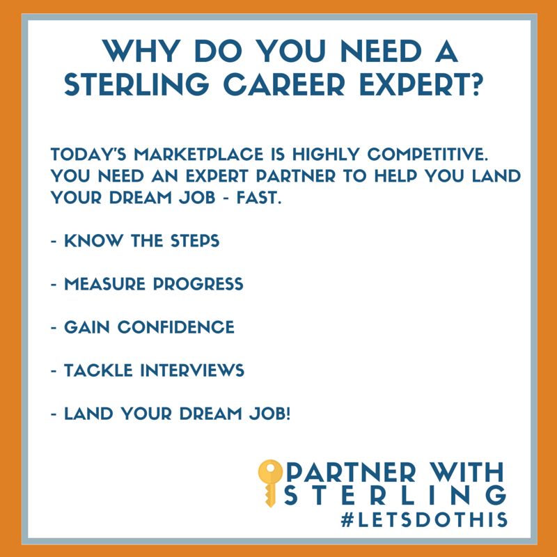 benefits of using a career expert