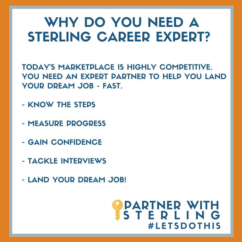 benefits of using a career expert