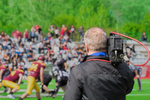 How Broadcasters and Journalists Can Build Their Resumes During Football Season