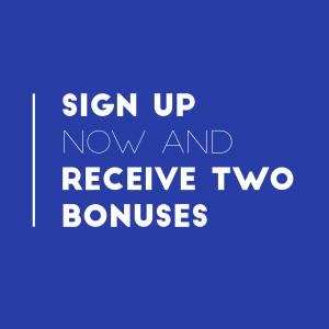 Sign up for the LinkedIn program and receive bonuses