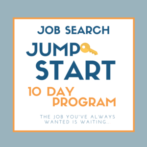 10 day job search jumpstart
