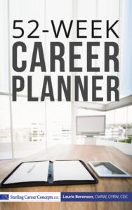 52-week Career Planner